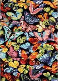 BUTTERFLIES 140x200